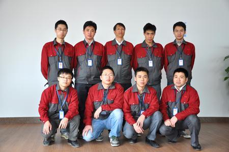 研发团队3